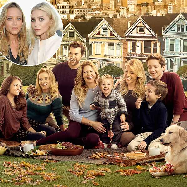Fuller House, Mary-Kate Olsen, Ashley Olsen