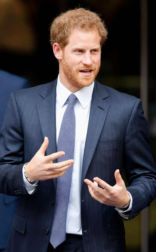 Prince Harry, Bracelets