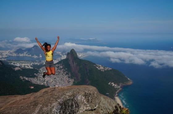 Giulia Costa, Rio de Janeiro, Instagram