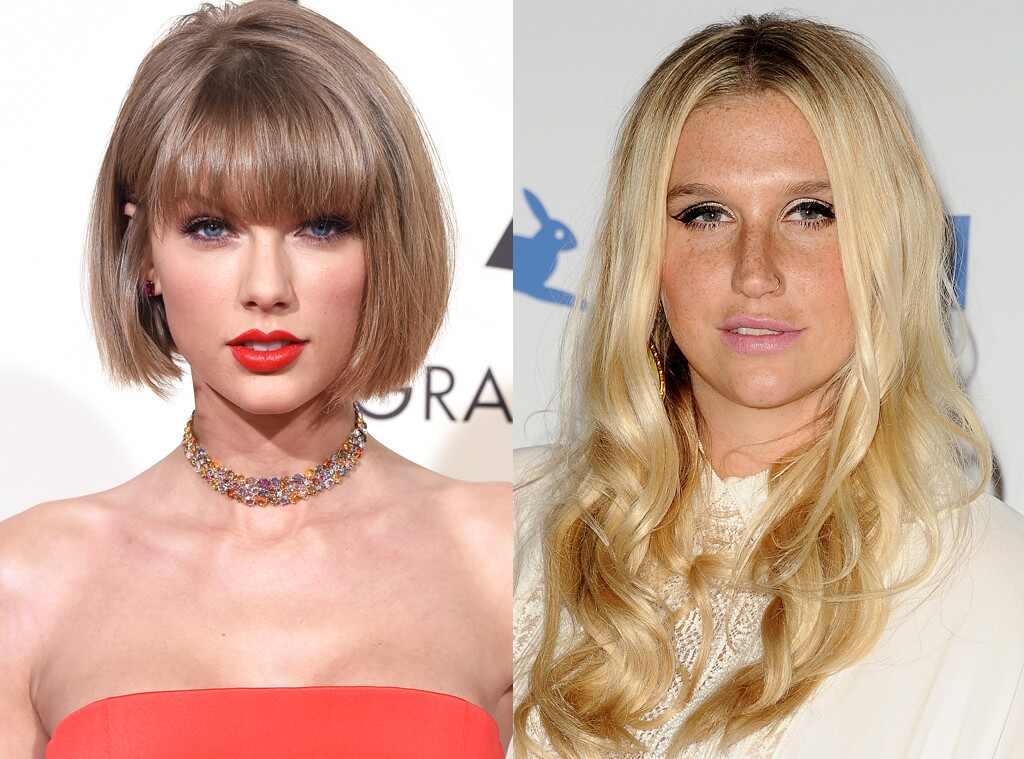 Taylor Swift, Kesha