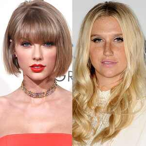 Taylor Swift, Kesha