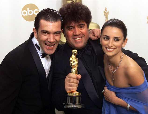 Image result for antonio banderas oscar