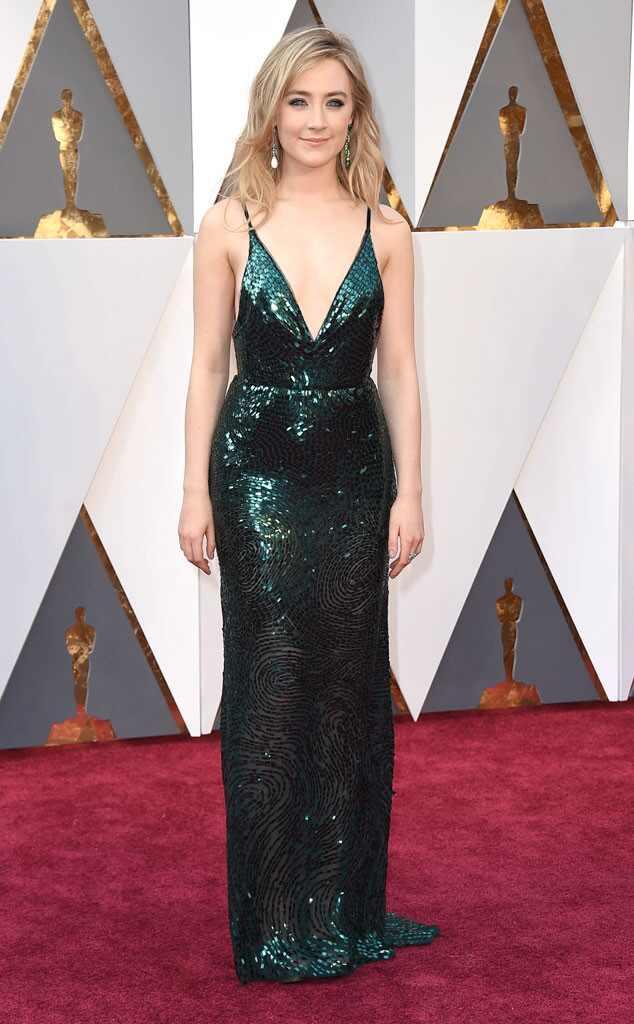 2016 Oscars, Academy Awards, Arrivals, Saoirse Ronan