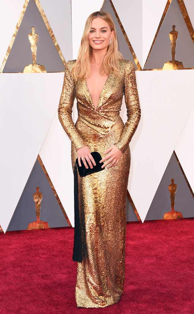 Margot Robbie, 2016 Oscars, Academy Awards, Arrivals