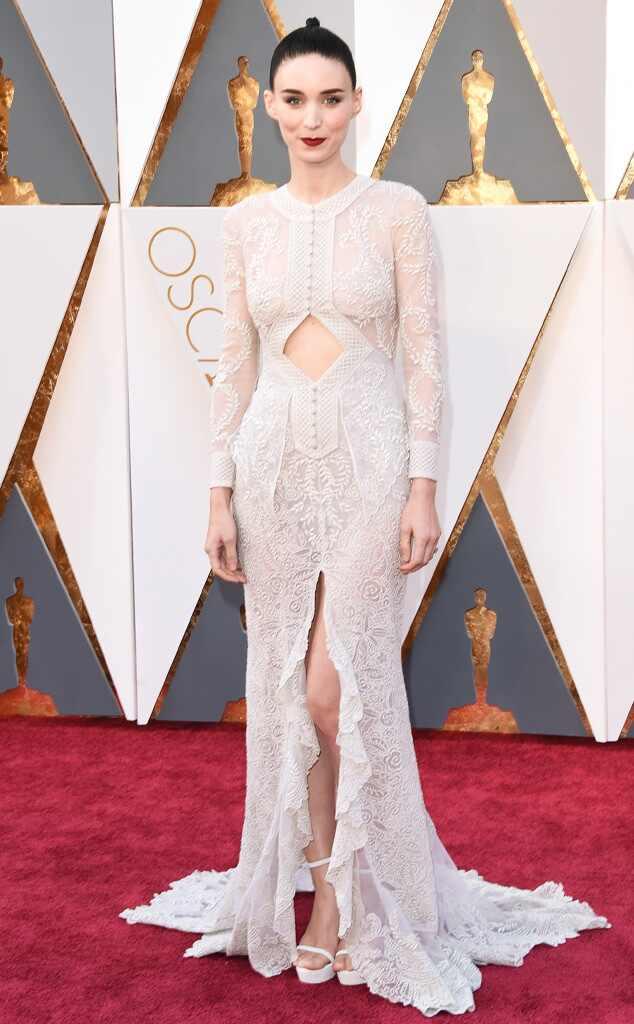 Oscars 2016: Red Carpet Arrivals Rooney Mara, 2016 Oscars, Academy Awards, Arrivals