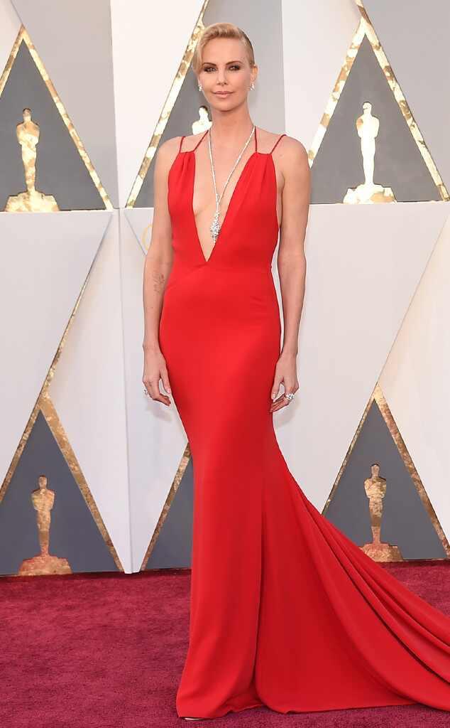 Charlize Theron, 2016 Oscars, Academy Awards, Arrivals
