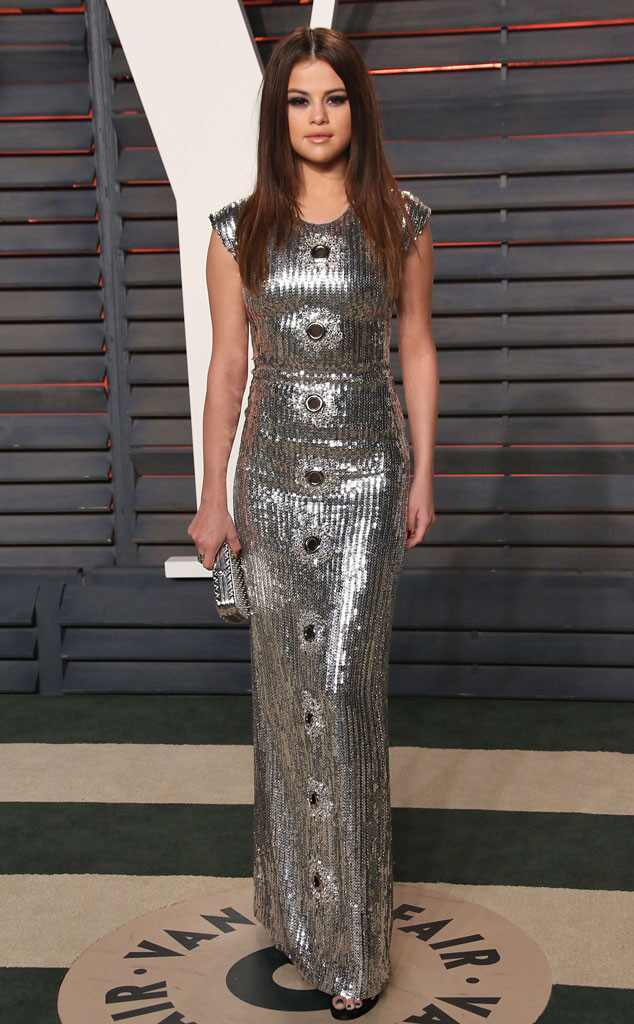 Vanity Fair Oscars Party, Selena Gomez