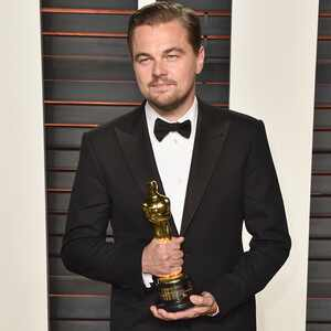 Leonardo DiCaprio, Vanity Fair Oscars Party