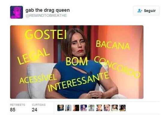 Gloria Pires memes