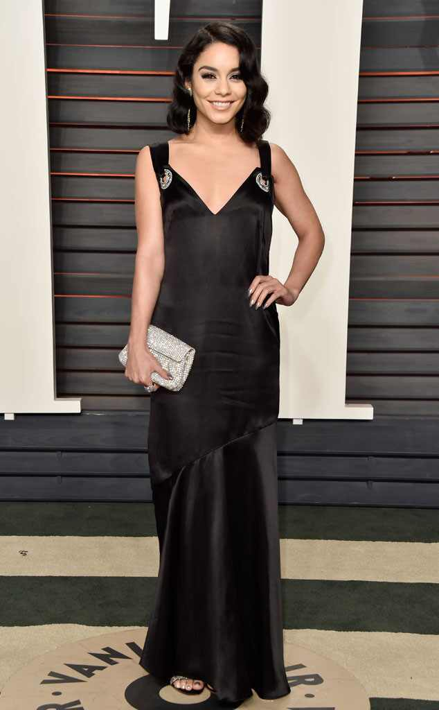 Vanessa Hudgens, Vanity Fair Oscars Party