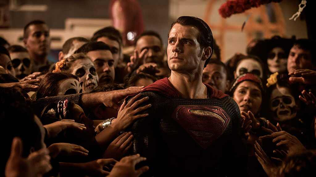 Batman v Superman, Dawn of Justice