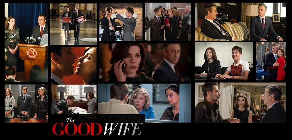 The Good Wife, Julianna Margulies, Carrie Preston, Cush Jumbo, Christine Baranski