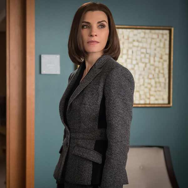 The Good Wife, Julianna Margulies, Carrie Preston, Cush Jumbo, Christine Baranski