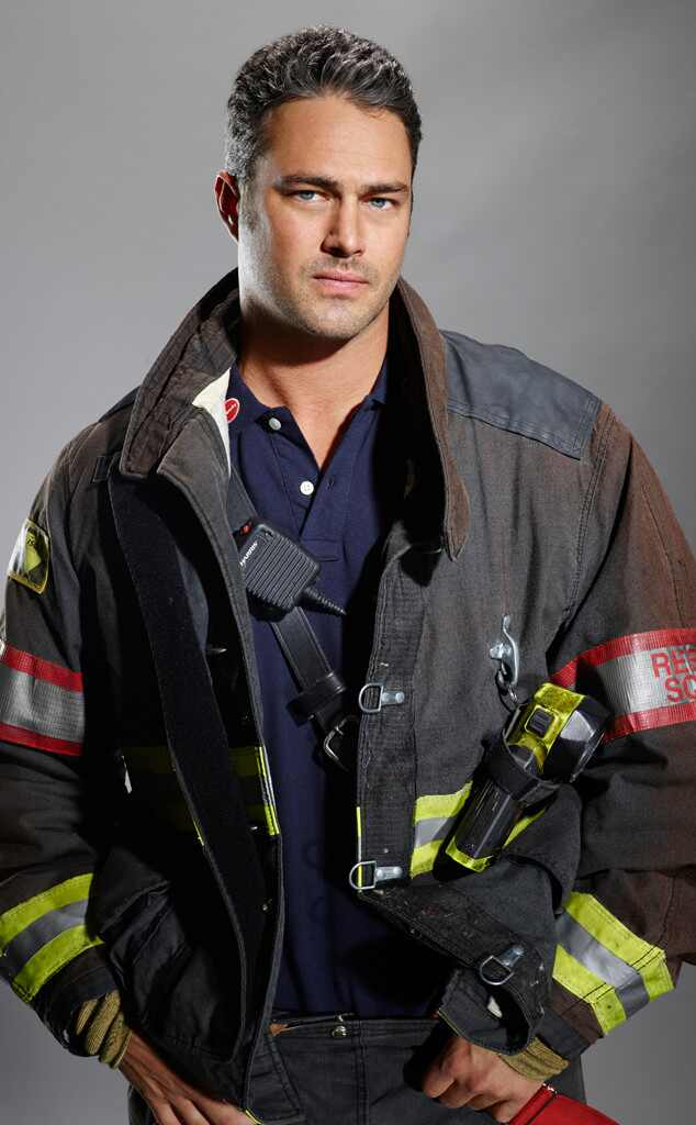 Taylor Kinney on Growi...