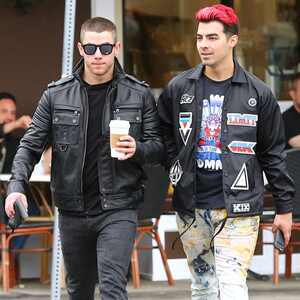 Nick Jonas, Joe Jonas