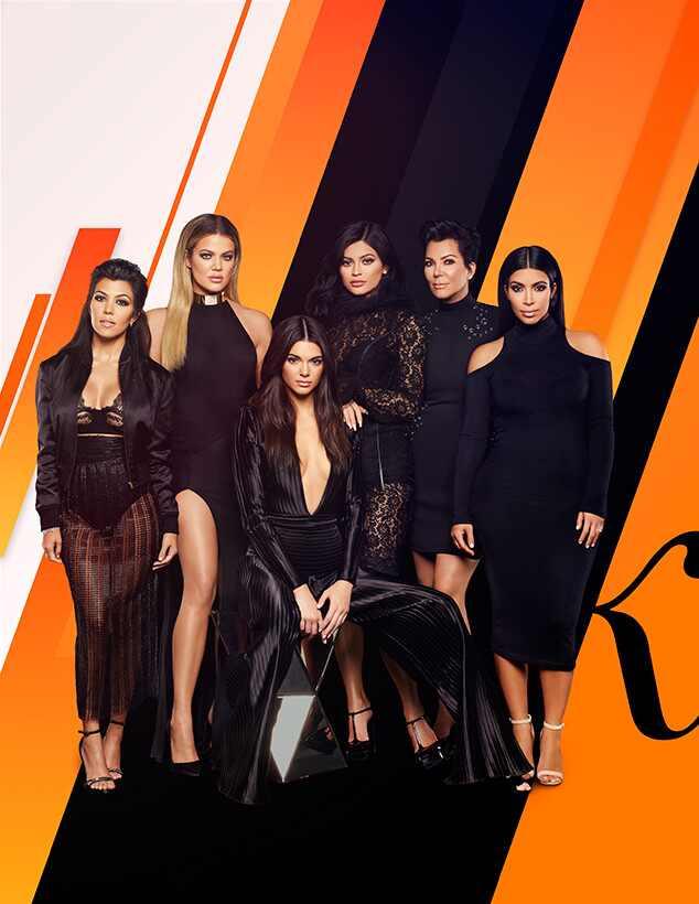 Keeping Up With the Kardashians Season 12 Art
