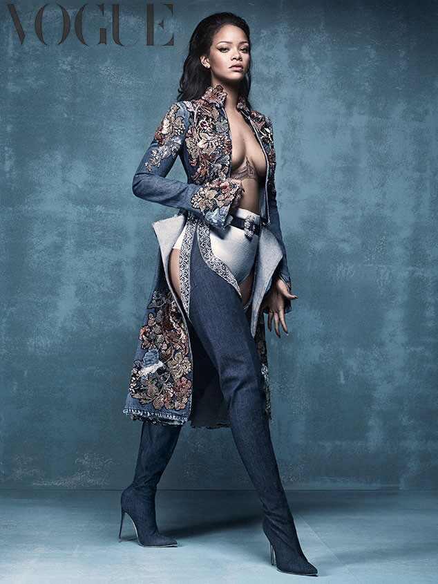 Botas Manolo Blahnik Rihanna