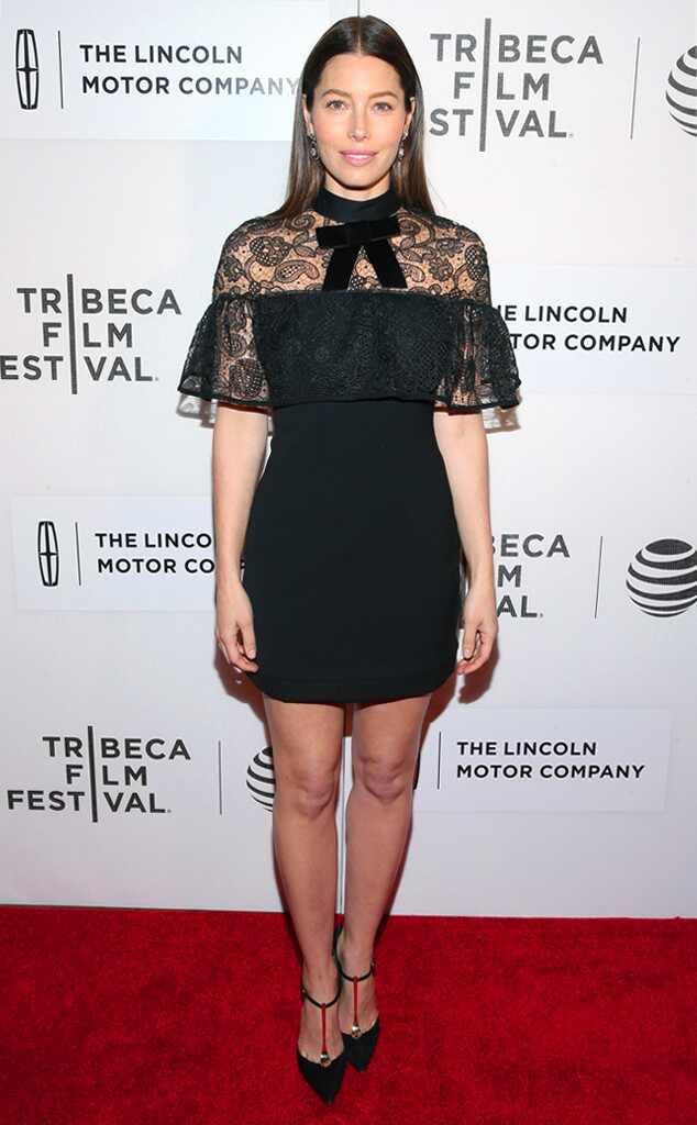 Jessica Biel, Tribeca Film Festival