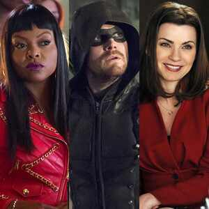 Taraji P Henson, Empire, Stephen Amell, Arrow, Julianna Margulies, The Good Wife