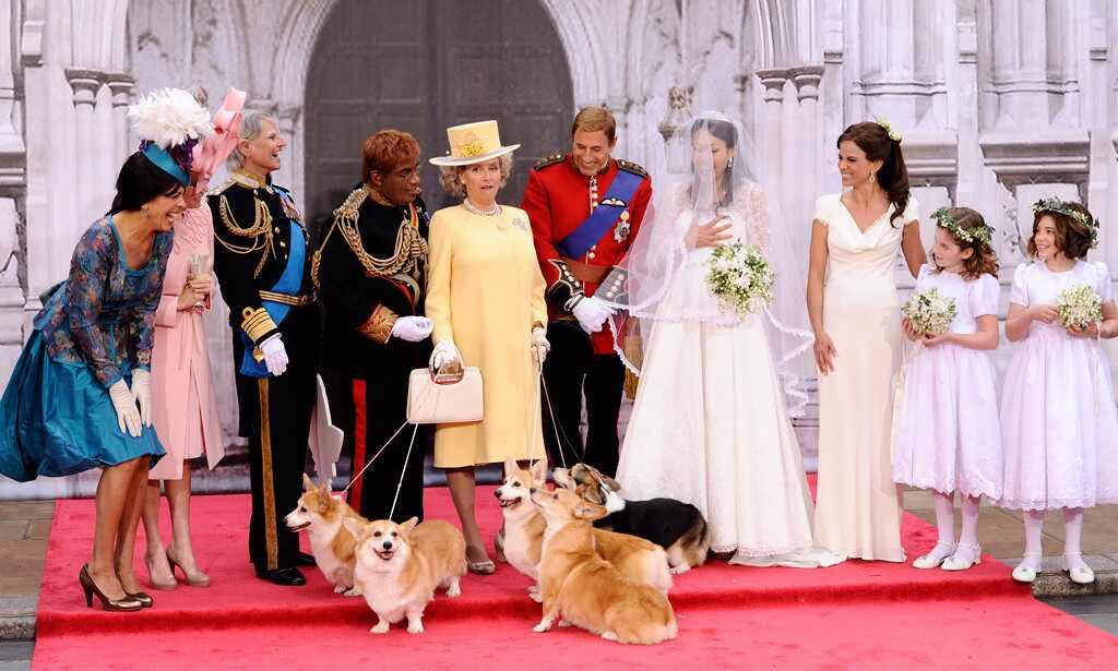 A Historical Retrospective of Queen Elizabeth's Corgi
