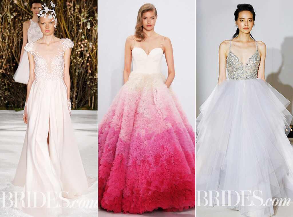 bridal fashion week spring 2017 the best wedding gown