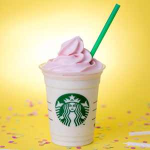 Starbucks Birthday Cake Frappuccino (embargo)