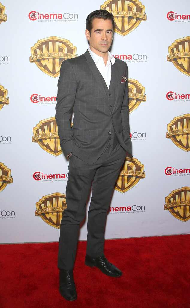 Colin Farrell, CinemaCon