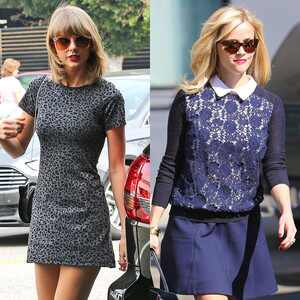 Taylor Swift, Reese Witherspoon, Celeb body parts