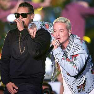 Fuego, J Balvin, Billboard Latin Awards