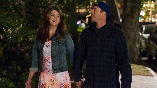 Lauren Graham, Scott Patterson, Gilmore Girls Revival, Double Teaser