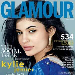 Kylie Jenner, Glamour Magazine
