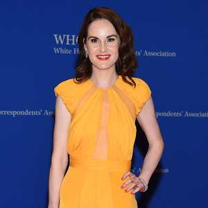 Michelle Dockery, White House Correspondents Association Dinner