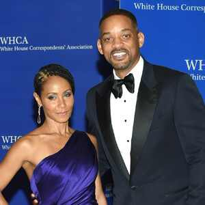 Jada Pinkett Smith,Will Smith, White House Correspondents' Association Dinner