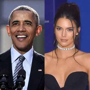 President Barack Obama, Kendall Jenner