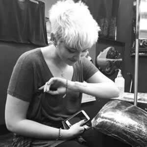 Paris Jackson, Tattoo, Instagram