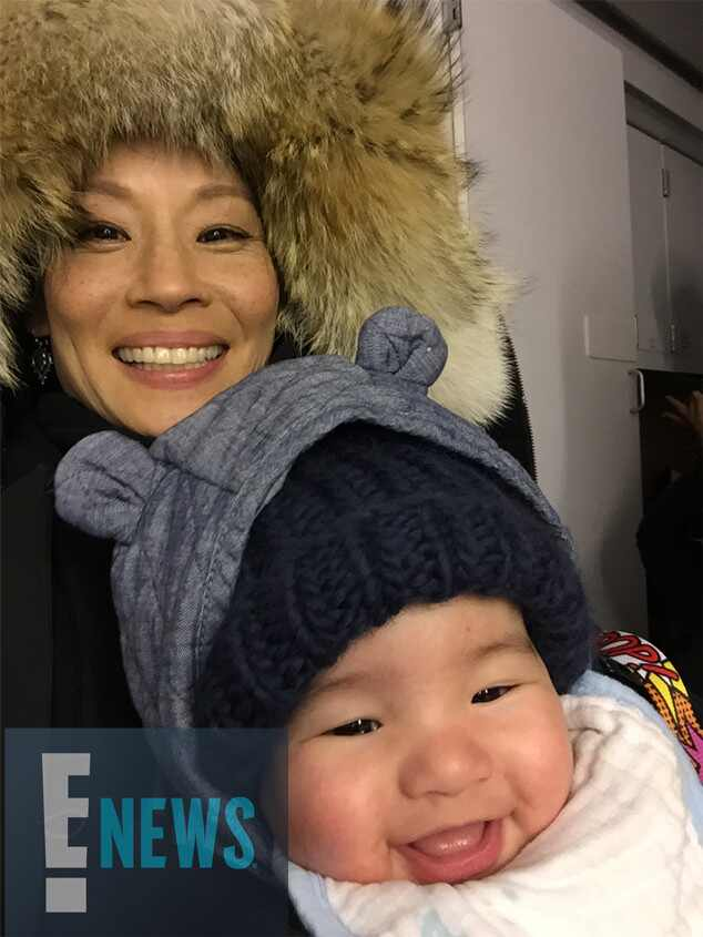 Lucy Liu Gushes About Son's Latest Milestones, Reveals the ...