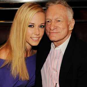 Kendra Wilkinson-Baskett, Hugh Hefner