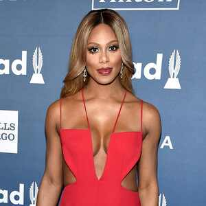 Laverne Cox, GLAAD Media Awards 2016