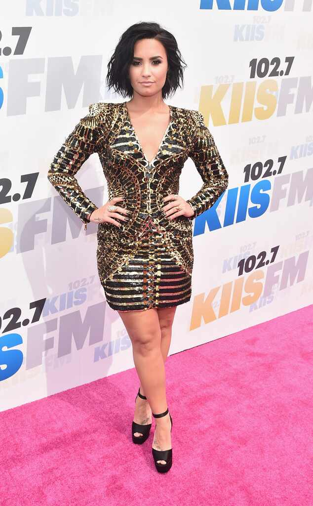 Classify Demi Lovato