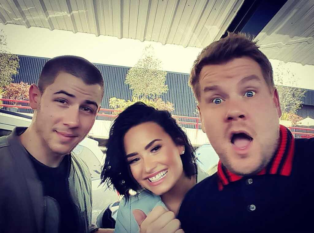 who is demi lovato dating nick jonas Nick jonas girlfriend guide: all of his exes and why he should end up with demi lovato.