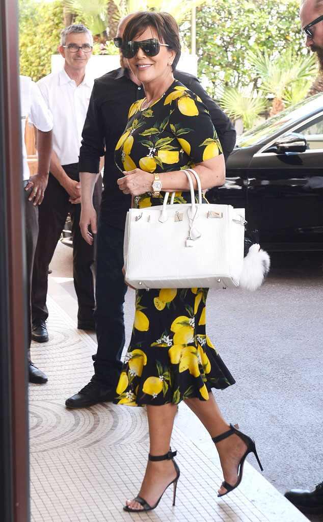 Kris Jenner, Cannes 2016