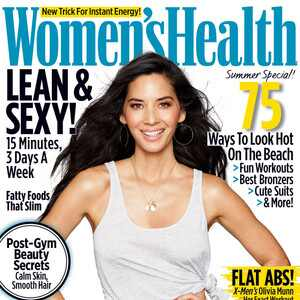 Olivia Munn, Women's Health