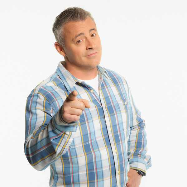 Man With a Plan, Matt LeBlanc