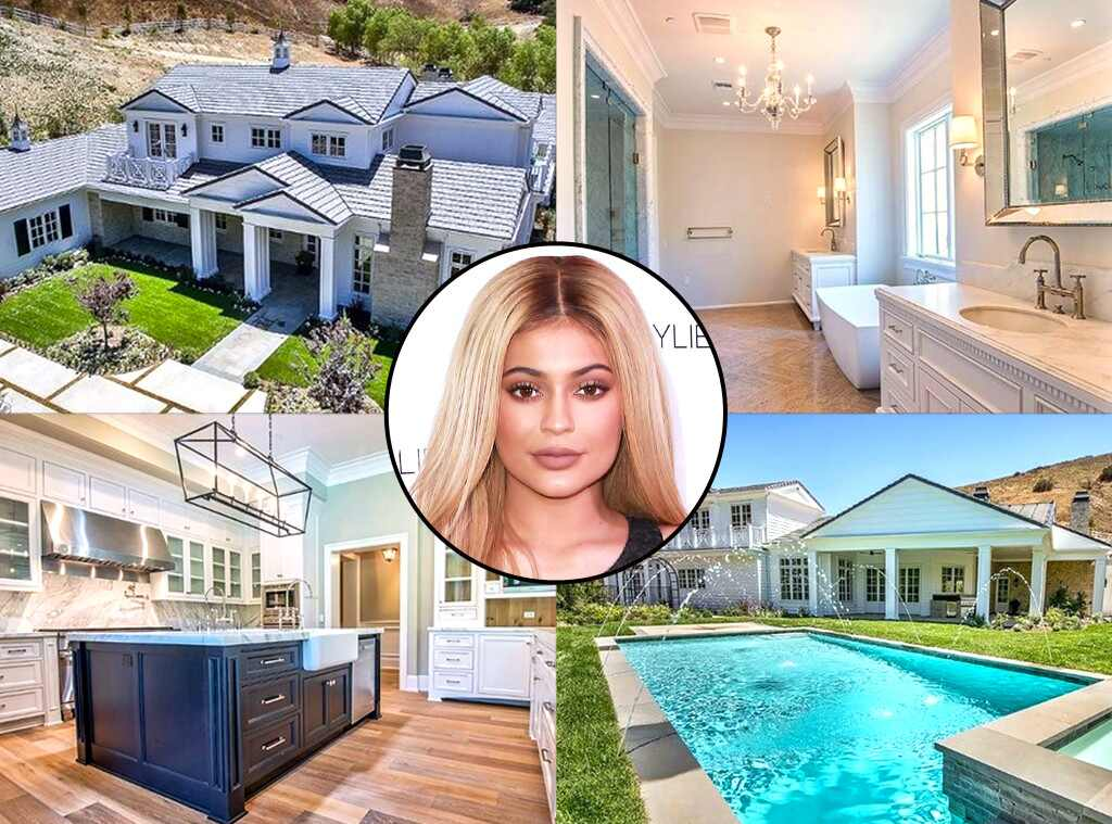 kylie jenner new house inside jenner s new 6 million home e 29793