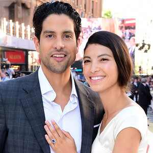 Adam Rodriguez, Grace Gail