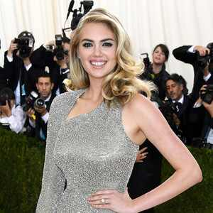 Kate Upton, MET Gala 2016, Engagement Ring