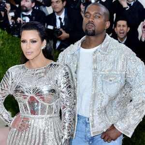 Kanye West, Kim Kardashian, MET Gala 2016, Arrivals