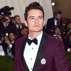 Orlando Bloom, MET Gala 2016, Arrivals