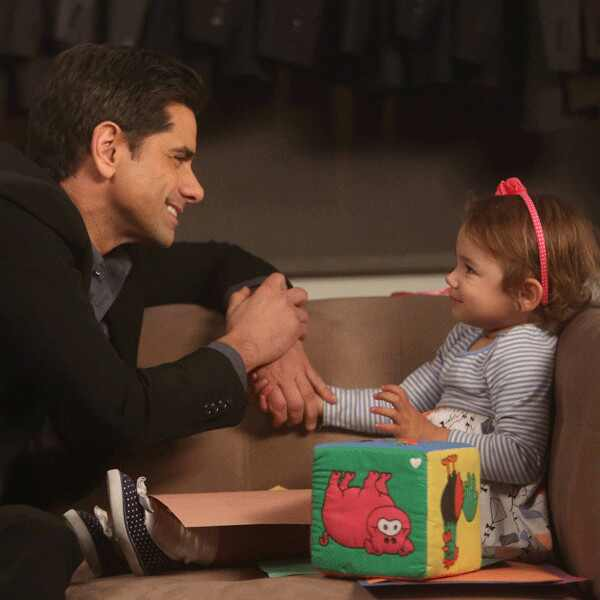 Grandfathered, John Stamos