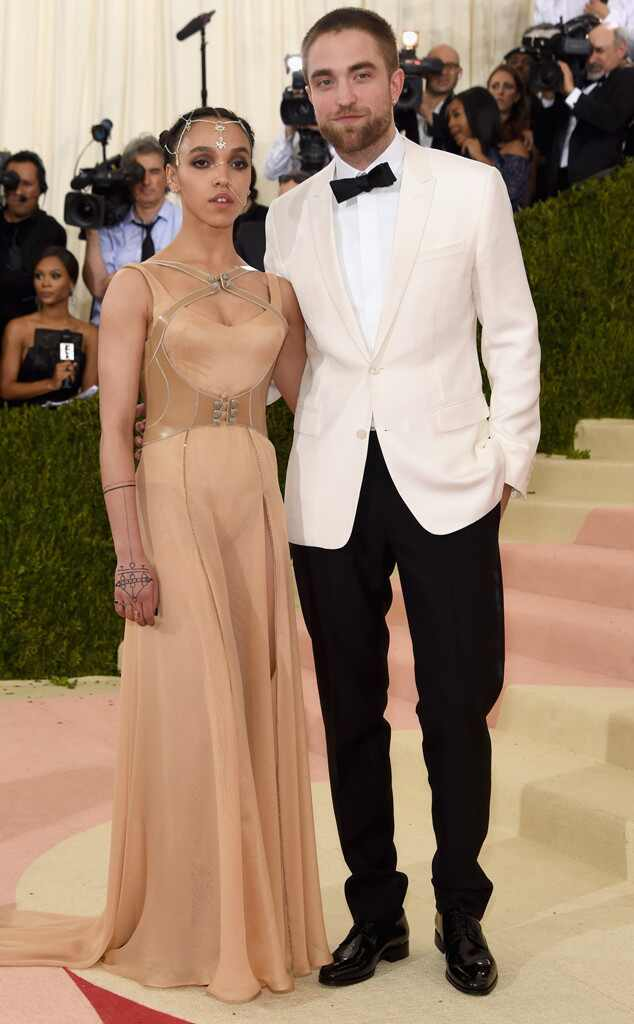 Robert Pattinson And FKA Twigs Resurface And Prove Theyre Still Going Strong At Met Gala 2016
